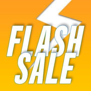 Flash Apparel Sale