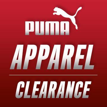Puma Golf Apparel Closeouts