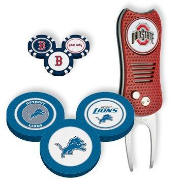Divot Tools & Ball Markers