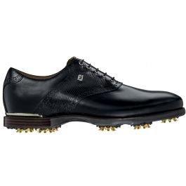 Footjoy Icon Black Golf Shoes Black