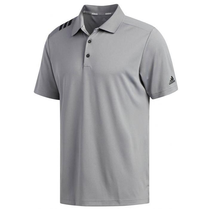 Adidas 3-Stripes Golf Polo Shirt ON