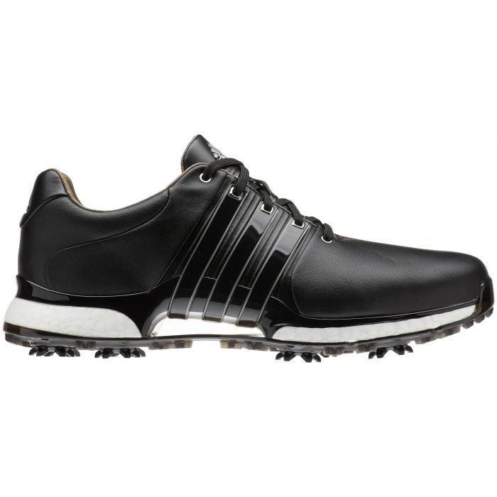 Adidas Tour 360 Xt Golf Shoes 2020 Black Silver Carl S Golfland
