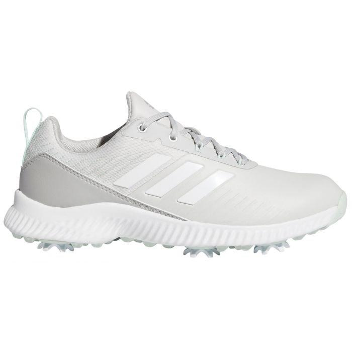 adidas Womens Response Bounce 2.0 Golf Shoes Grey/White/Grey - ON SALE