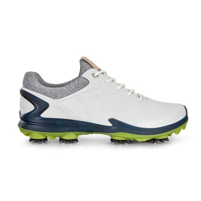 Ecco Biom G3 Golf Shoes Shadow White Dark Petrol Carl S Golfland