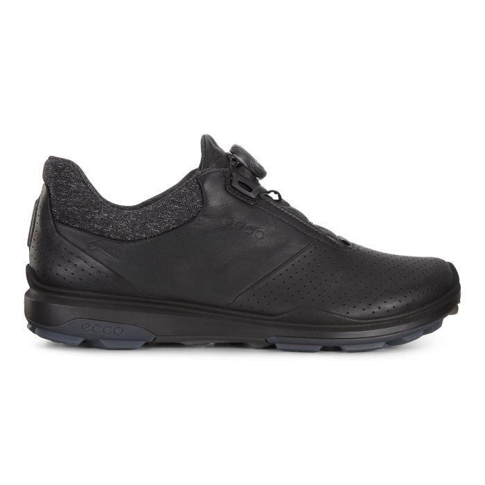 Ecco Biom Hybrid 3 BOA Golf Shoes Black