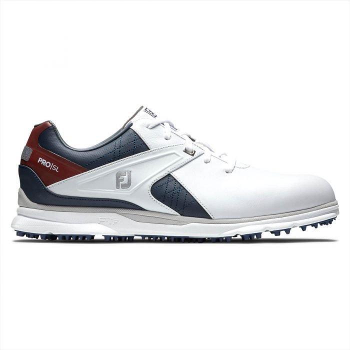 FootJoy Pro/SL Golf Shoes 2020 White