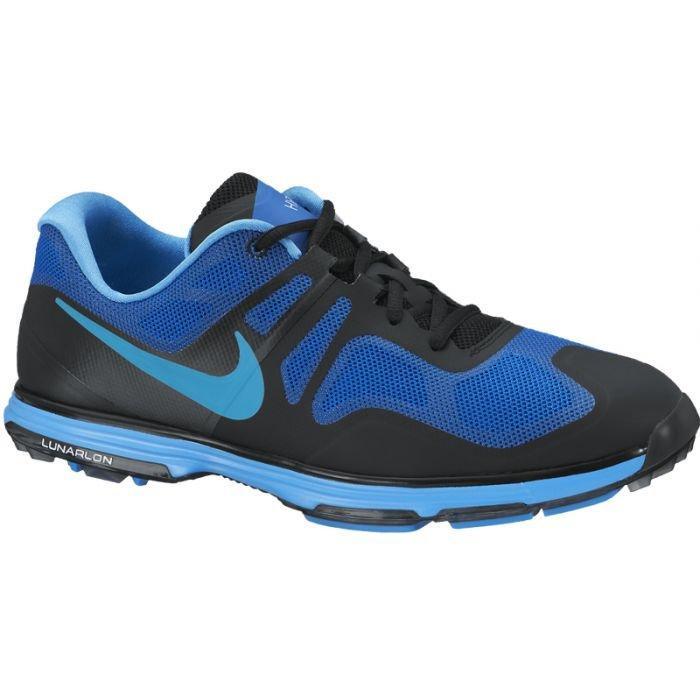 dos seta virtud  Nike Lunar Ascend Golf Shoes - Military Blue/Black Carl's Golfland