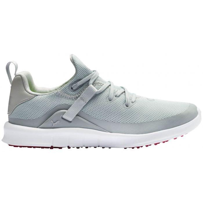 Puma Women S Laguna Fusion Sport Golf Shoes 2020 High Rise White Carl S Golfland