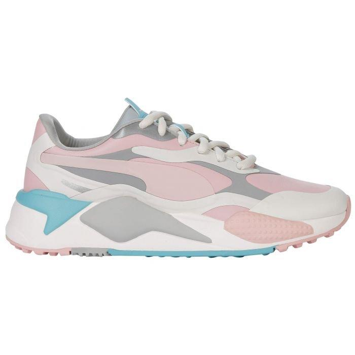 Puma Women S Rs G Golf Shoes 2020 Peachskin High Rise Milky Blue Carl S Golfland