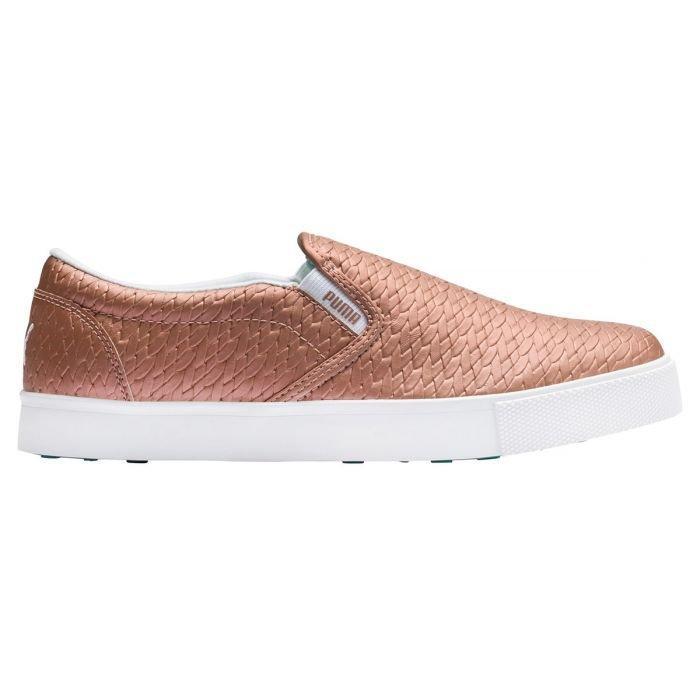 Puma Womens Tustin Slip-On Golf Shoes