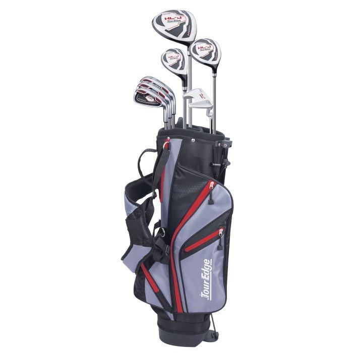 Tour Edge Hot Launch Hl J Junior Golf Set Red Ages 9 12