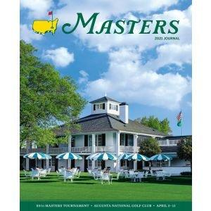 2021 Official Masters Journal