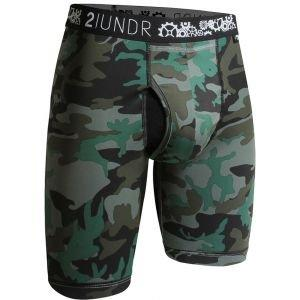 2UNDR Gear Shift 9 Inch Long Leg Boxer Briefs