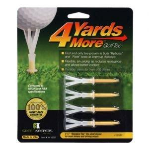 4 Yards More Golf Tees - 2 3/4""