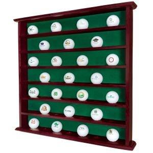 Clubhouse Collection 49 Golf Ball Display Cabinet