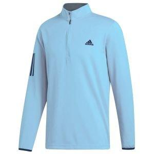 adidas 3-Stripes Midweight Layering Golf Pullover - ON SALE