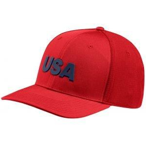adidas A-Stretch USA Tour Golf Hat