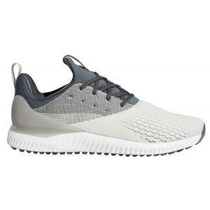 adidas Adicross Bounce 2.0 Golf Shoes - Grey/Silver