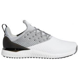 Adidas Adicross Bounce 2.0 Golf Shoes 2019 White/Silver/Grey