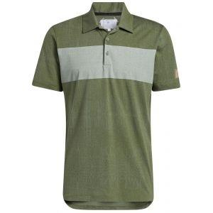 adidas Adicross Desert Print Golf Polo Shirt