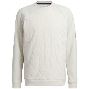 adidas Elements Crewneck Golf Sweatshirt