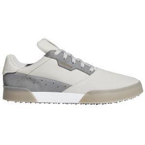 adidas Adicross Retro Golf Shoes Grey/White/Grey