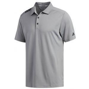 adidas 3-Stripes Golf Polo Shirts - ON SALE