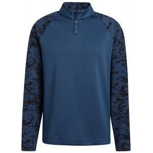 adidas Camo Hybrid Layering Golf Sweatshirt