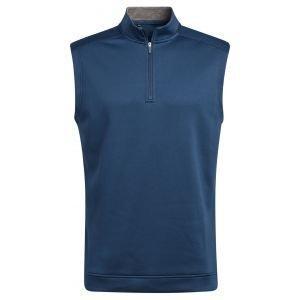 adidas Club 1/4 Zip Golf Vest