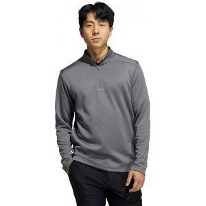 adidas Club Quarter-Zip Golf Pullover Sweatshirt