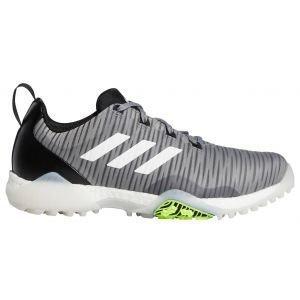 adidas CodeChaos Golf Shoes 2020 - Grey/White/Green