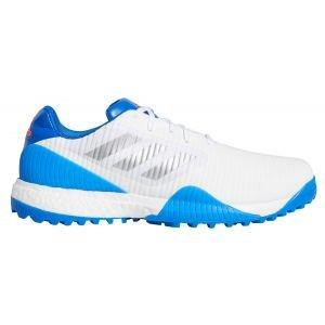 adidas CodeChaos Sport Golf Shoes 2020 - White/Silver/Blue