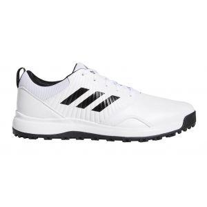 Adidas CP Traxion SL Spikeless Golf Shoes 2019 White/Black/Grey