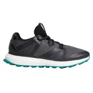 adidas Crossknit 3.0 Golf Shoes Black/Grey/Active Green