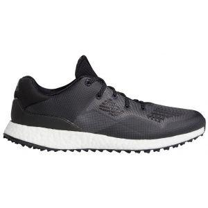 adidas Crossknit DPR Golf Shoes 2020 Black/White/Grey - ON SALE