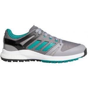 adidas EQT Primegreen Spikeless Golf Shoes Grey/Green/Black