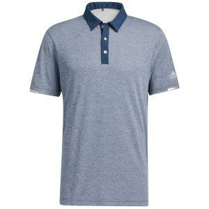 adidas HEAT.RDY Heather Golf Polo Shirt
