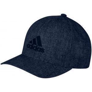 adidas Heather Print Snapback Golf Hat - ON SALE