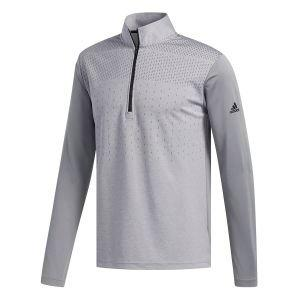 adidas Lightweight UPF 1/2 Zip Golf Pullover - ON SALE