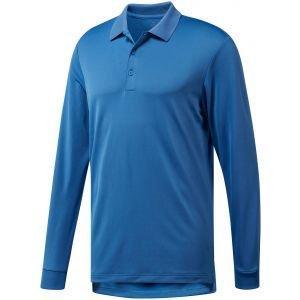 adidas Long Sleeve Performance Golf Polo - ON SALE