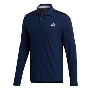 adidas Long Sleeve Sport Golf Polo Shirt