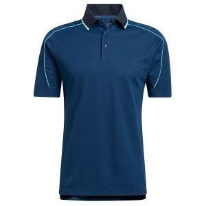 adidas No-Show Golf Polo Shirt