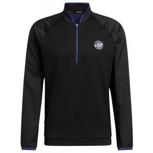 adidas Primeblue 1/4 Zip Golf Layering Pullover