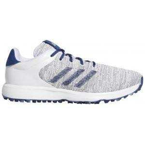 adidas S2G Golf Shoes 2020 White/Tech Indigo/Grey Two - ON SALE