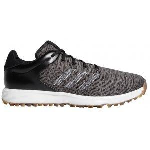 adidas S2G Golf Shoes 2020 - Core Black/Grey Three/Grey Five