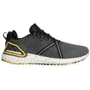 adidas Solarthon Golf Shoes Core Black/Sonic Fuchsia/Solar Gold