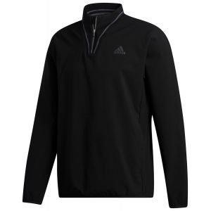 adidas Sport Quarter-Zip Sweatshirt Golf Pullover