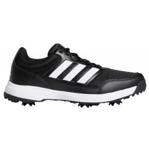 adidas Tech Response 2.0 Golf Shoes 2020 - Black/White