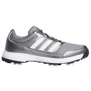 adidas Tech Response 2.0 Golf Shoes 2020 - Iron/White/Scarlet