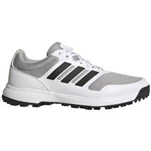 adidas Tech Response SL Spikeless Golf Shoes White/Black/Grey